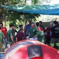 CGT convoca dos días de huelga para reclamar mejoras laborales para los bomberos forestales del Infoca