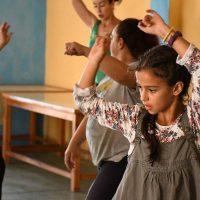 Pujerra ofrece clases de baile de forma gratuita a sus vecinos