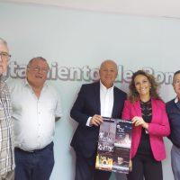Presentan el I Certamen de Teatro 'José María Ortega de la Cruz' que se celebrará en el mes de octubre