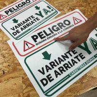 Una manifestación recorrerá este sábado Arriate para reclamar la terminación de la variante que lleva seis años paralizada