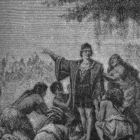 El eclipse de luna que salvó a Cristóbal Colón