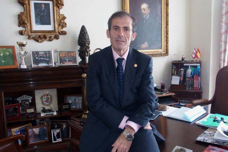 """Francisco Javier Lara, decano de los abogados de Málaga: """"No pienso rectificar ni una coma ya que todo lo que dije es cierto"""""""