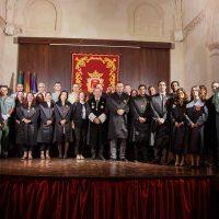 El Colegio de Abogados celebra los actos patronales de Santa Teresa con el juramento de los nuevos letrados rondeños
