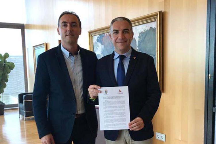 La Diputación de Málaga destinará 250.000 euros para la construcción de una almazara comarcal en Jubrique