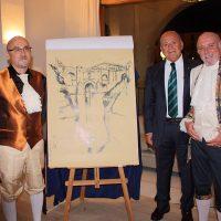 El Parador celebra el 90 aniversario de la cadena con un guiño al Puente Nuevo y a Aldehuela