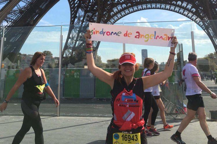 """La corredora rondeña Ana Robles disputó """"Los 20 km de París"""""""