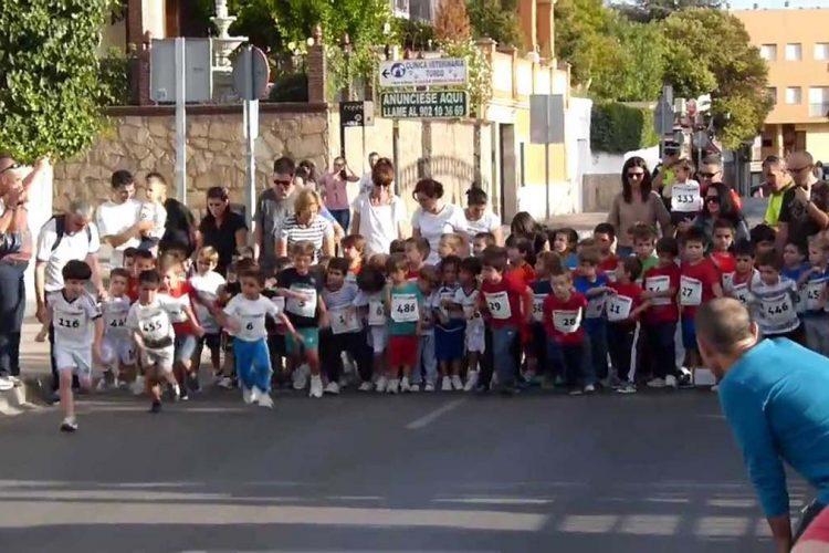 El Club 'Km 1' organiza la X Milla Urbana que tendrá lugar este sábado para fomentar el atletismo entre los niños