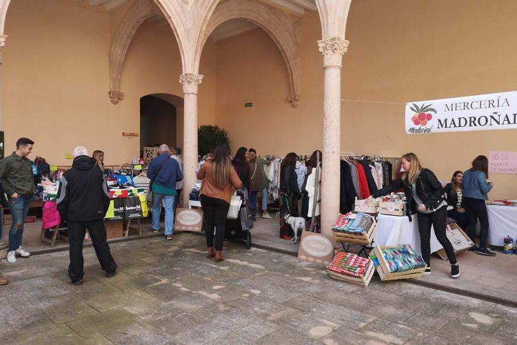 Arranca en el Convento de Santo Domingo una nueva edición de la feria outlet que organiza Apymer