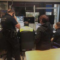 El Ayuntamiento ofrece las primeras informaciones a los ciudadanos sobre la alerta roja a las doce del medio día, cuando ya la mayor parte de Ronda estaba inundada