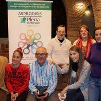 Asprodisis presenta en la Feria Plena Inclusión el proyecto de presupuestos participativos del Ayuntamiento de Ronda