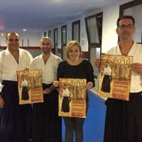 El Club Aikido Ronda y el Área de Deportes organizan el primer curso nacional de este arte marcial en la ciudad