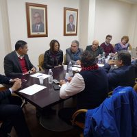 Bendodo garantiza que un Gobierno andaluz del PP priorizará la conexión por autovía entre Ronda y Antequera