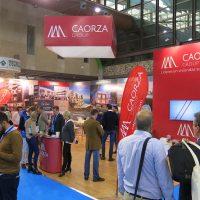 La empresa rondeña Caorza Group presenta sus promociones y viviendas en el Salón Inmobiliario del Mediterráneo en Málaga