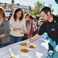 Cientos de personas disfrutaron en la XI edición de la Fiesta del Conejo de Parauta