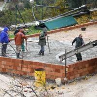 El Ayuntamiento de Alpandeire inicia la construcción de un parque infantil