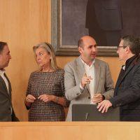 El PP se queda solo en el Pleno de la Diputación a la hora de reclamar a la Junta la autovía de Ronda