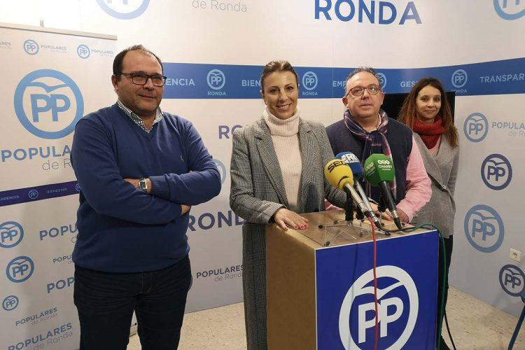 """El PP le pide al PSOE que deje de inventarse nombres raros de carreteras: """"lo que queremos en la Serranía es una autovía"""""""