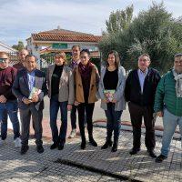 """Ruiz Espejo, candidato del PSOE: """"Vamos a hacer un estudio para una vía rápida con Ronda; es un compromiso creíble"""""""