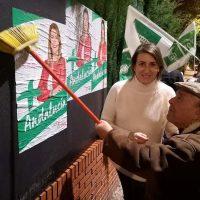 Total falta de respeto de Valdenebro y de sus concejales díscolos hacia Aguilera en el inicio de la campaña para las andaluzas