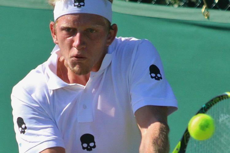 Un malagueño aspira a entrar en la élite del tenis