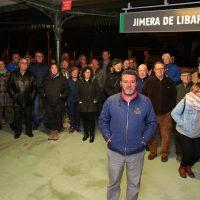 Los vecinos del Guadiaro se movilizan para reclamar la reapertura de la línea del tren Algeciras-Ronda-Bobadilla