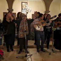 La Hermandad de Los Gitanos abrió la Navidad en una noche llena de villancicos y de tradiciones