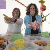 Alpandeire celebró su mercado navideño con gran asistencia de público