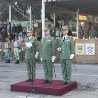 El coronel García-Almenta toma posesión del mando del Tercio Alejandro Farnesio 4º de la Legión