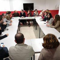 Ruiz Espejo exige en Ronda unidad ante los malos resultados obtenidos por el PSOE en la Serranía