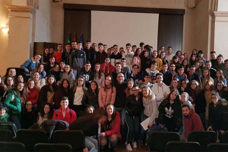 La Universidad de Málaga celebra las XIV jornadas informativas 'Destino UMA' para estudiantes rondeños
