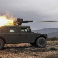 Efectivos de la Legión de Ronda realizan sus últimas maniobras del año en parajes de las provincias de Almería y Málaga