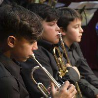 Gran ambiente en el VIII Festival de Música Joven de Algatocín