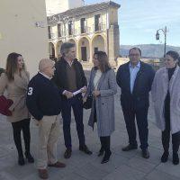 """Maripaz Fernández (PP): """"Cortar el tráfico en el Puente Nuevo en plenas Navidades es una medida porculera"""""""