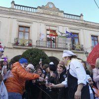 El año pasado se concentraron 200 personas en esta celebración del nuevo año.