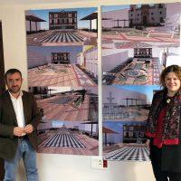 El Tripartito se gastará más de 100.000 euros en la construcción de una nueva tribuna para la Semana Santa en la plaza del Socorro al no caber la que había tras su remodelación