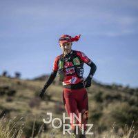 Los corredores del Club Harman Trail Running Leo Pavón y Rafa Orozco terminaron con éxito el Trail de las Palomas