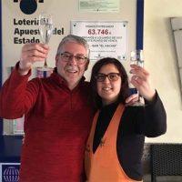 Parte del primer premio de la Lotería Nacional de este jueves ha caído en Gaucín