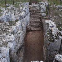 Unas recientes excavaciones determinan que el teatro de Acinipo se construyó en una sola fase y sin que posteriormente se realizasen ampliaciones o reformas