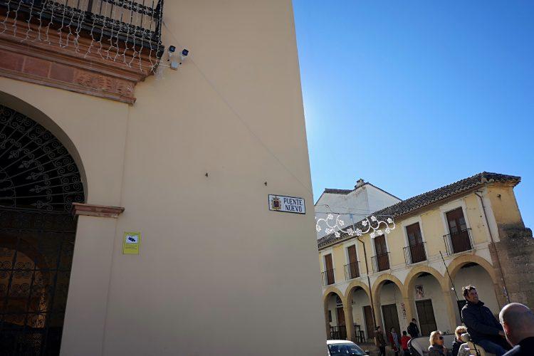 Las cámaras de videovigilancia del Puente y calle Armiñán han puesto más de 7.000 multas en los dos meses que llevan funcionando