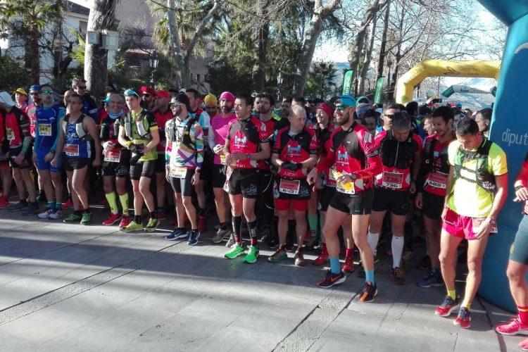 Más de 800 deportistas han disputado la VII edición de la 'Acinipo Ultrafondo'