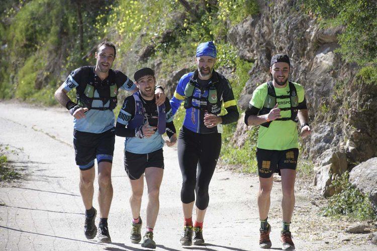 Benalauría celebró con gran éxito la I Reunión Fatigas Trail