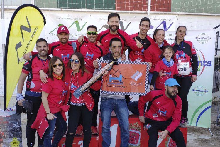 El Club Ascari-Harman Trail Running reinició la actividad deportiva con el II Trail Ronda
