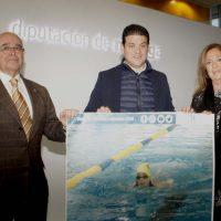 Más de 1.500 personas de once municipios, entre ellos Ronda, participarán en el Circuito Provincial de Natación de Invierno de la Diputación