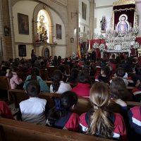 Comienza la novena en honor de la Virgen de la Paz, patrona y alcaldesa perpetua de Ronda
