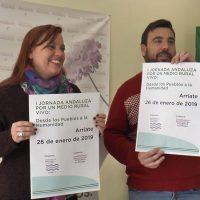 Podemos Andalucía lleva la problemática del medio rural andaluz a una jornada que se celebrará este sábado en Arriate