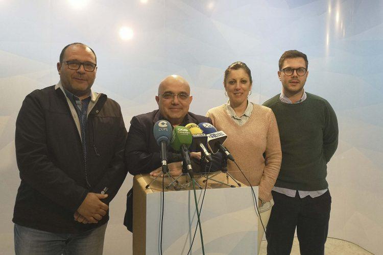 """Jesús Vázquez: """"los del PP somos gente de palabra y ya estamos trabajando con Juanma Moreno para que Ronda tenga una autovía"""""""