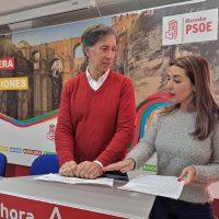 El PSOE exige ahora al presidente de la Junta, Juanma Moreno (PP), que cumpla su compromiso con Ronda y haga la autovía