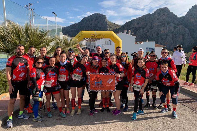 El Club Harman Trail Running no para y participa en tres competiciones a la vez