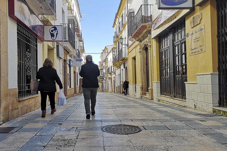 La calle de Las Tiendas se está quedando sin tiendas