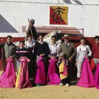 La Escuela Taurina de Ronda y el Ayuntamiento de Faraján organizan una novillada que se celebrará el 2 de marzo en Villaluenga del Rosario